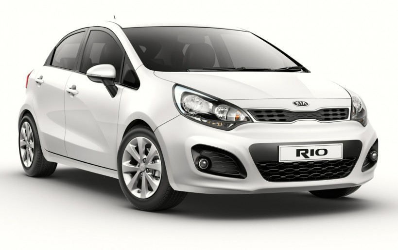 KIA RIO MR22  ou similar
