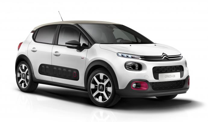 Citroen 3 SP89 ou Similar