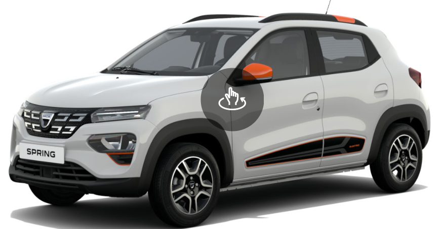 Dacia DA22EL  100% electrico  Brevemente