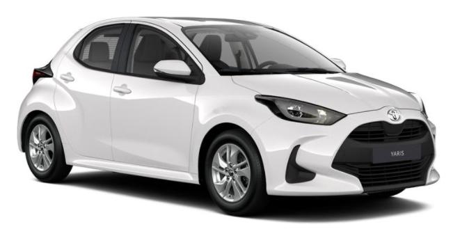 Novo Toyota Yaris Hibrido Automático Brevemente